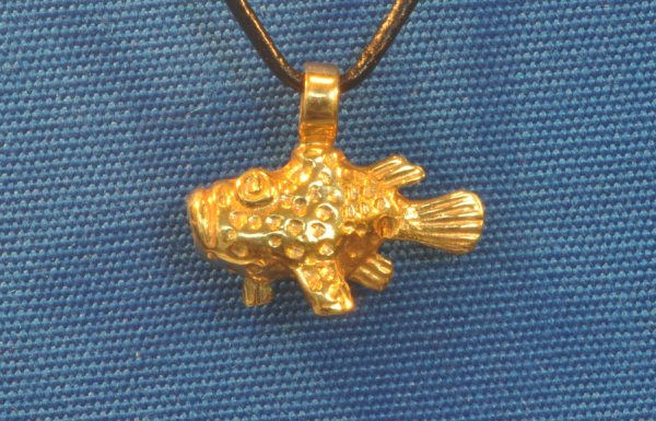 aquatic pendant large frogfish